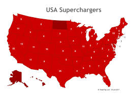 Tesla Charging Stations Map Maps U2013 Ev Benefits Tesla Stores U0026 Superchargers Teslatap