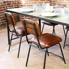 fauteuil bureau industriel chaise bureau industriel chaise industrielle marron fauteuil bureau