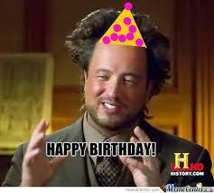 Happy Bday Meme - happy birthday by recyclebin meme center