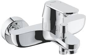 Grohe Cosmopolitan Grohe Eurosmart Cosmopolitan Wall Bath Shower Mixer Tap 32831
