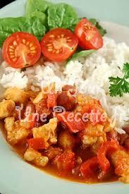 cuisiner des escalopes de poulet escalopes de poulet au poivron recette facile un jour une recette