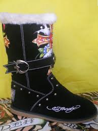 womens boots burning ed hardy cheap womens clothing womens boots cross with