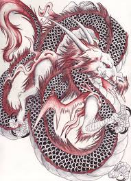 chinese style dragon by tiny pie on deviantart