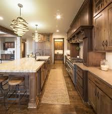 kitchen backsplash tile ideas with wood cabinets 75 beautiful kitchen with wood cabinets and subway tile