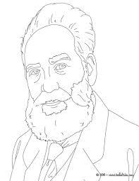 sir alexander graham bell coloring pages hellokids com