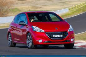 peugeot cars australia ausmotive com peugeot 208 gti u2013 australian pricing u0026 specs