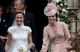 wedding dress kate middleton everyone has mixed feelings about duchess kate s dress for pippa