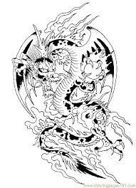 268 dragons images drawings coloring books
