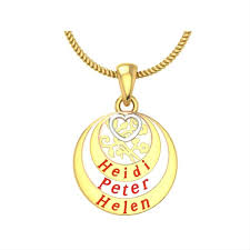 Necklaces With Names Engraved Personalized Jewelry U2013 Latest Personalized Jewelry Designs India