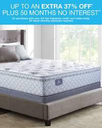 Sleep Number Bed Financing Current Mattress Discounts Art Van Puresleep