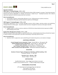 Professional Affiliations For Resume Examples by Cindy Joice Resume For Director Of Training And Development