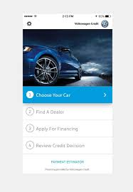 lexus financial credit application vw credit invests in autogravity