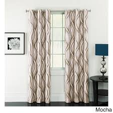 Amazon Thermal Drapes Windows U0026 Blinds Grey And Beige Curtains Curtains Target