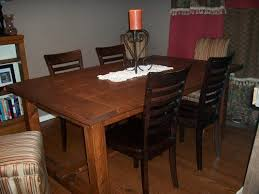 4 Seat Dining Table And Chairs How To Make A Dining Room Table By Hand The Art Of Manliness