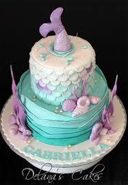 themed cakes delana s cakes mermaid themed cake