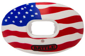 Who Invented The United States Flag Battle Sports Oxygen American Flag Mouthguard