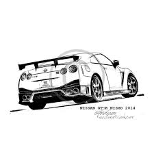 nissan gtr skyline drawing the world u0027s best photos of cardrawing and gtr flickr hive mind