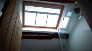velux window blinds remote control solar powered youtube
