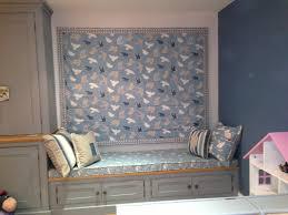 seaside theme playroom blind boxed cushion u0026 cushions u2013 bespoke