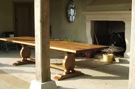 Oak Dining Table Uk Solid Oak Dining Table
