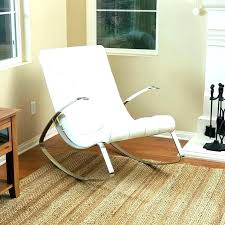 White Rocking Chairs For Nursery White Wooden Rocking Chair For Nursery Large Size Of Swivel