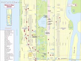 Best Map Maps Of New York Top Tourist Attractions Free Printable