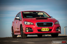 subaru legacy red 2017 2017 subaru levorg review gt u0026 gt s spec b video