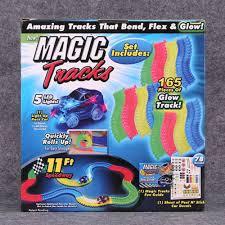 as seen on tv light up track разная игрушечная модель гоночной машины new magic tracks led light