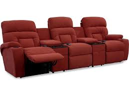 la z boy spectator 5 pc reclining home theater group with power