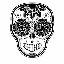 27 best day of the dead crafts images on sugar skull