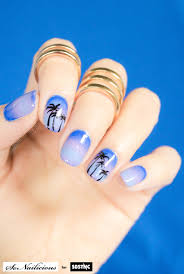 how to create the perfect beach inspired nails u2013 substance