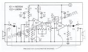intercom circuit diagram circuit and schematics diagram