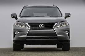 lexus rx400h front bumper 2015 lexus rx350 and rx450h updated automobile magazine