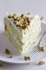 coconut and pistachio pudding cake taste and tell