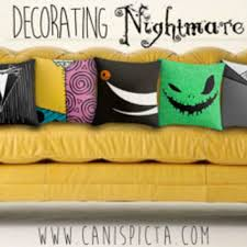 Nightmare Before Christmas Room Decor Shop Nightmare Before Christmas Pillow On Wanelo