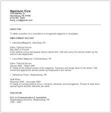 resume exles for media internships generous journalism internship resume sle ideas exle