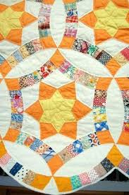 Double Wedding Ring Quilt by Double Wedding Ring Quilts U2013 Co Nnect Me