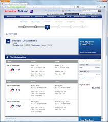 10 best images of american airlines receipt past flight american