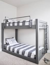 build bunk beds how to build a bunk bed best 25 bunk bed plans ideas on pinterest