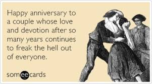 anniversary ecards anniversary ecard this is your yearly reminder that you