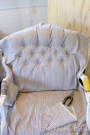 Slipcovers For Upholstered Chairs Best 25 Tufted Chair Ideas On Pinterest Accent Chairs Neutral
