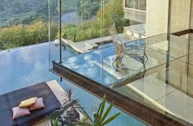 modern nice design glass house floor plans that has modern