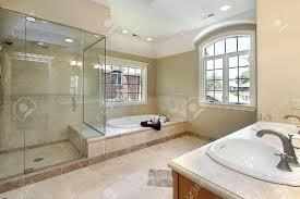 Large Bathroom Showers Wonderful Large Shower Bath Images Bathroom With Bathtub Ideas