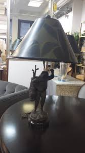 Unusual Lamps Maitland Smith Frog Golf Lamp Unusual Lamps In Showroom