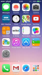 home screen icon design ask dn showcase your home screen apps designer news