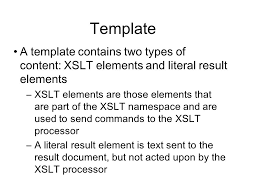 cita 330 section 6 xslt transforming xml documents to xhtml