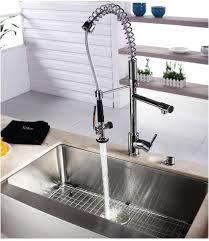 kraus commercial pre rinse chrome kitchen faucet 85 best b e n c h t o p images on modern kitchens
