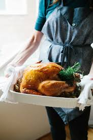 cook a big thanksgiving in a small kitchen without losing your