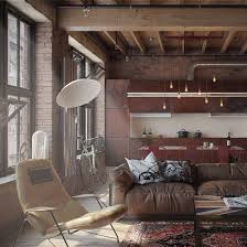 loft tour a dream bachelor pad rustic and industrial space
