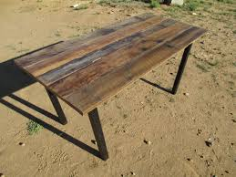 rustic wood dining room tables rustic dining tables custommade com